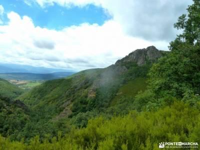 Comarca del Bierzo-Viaje León; viajes organizados a asturias parque natural fuentes del narcea parq